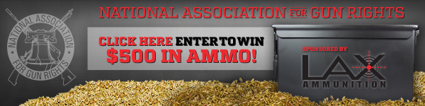 Click here to win $500 in ammo!