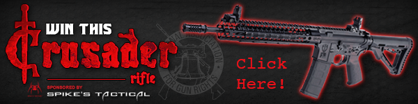 Click here to win this Crusader rifle!