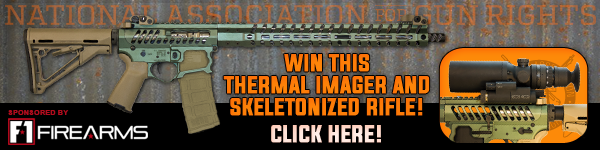 Click here to win an F-1 Skeletonized Rifle!