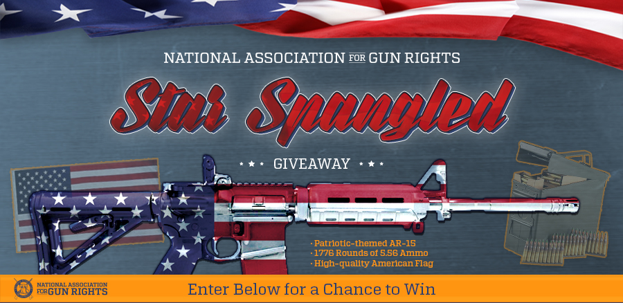National association for gun rights ammo giveaways